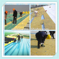 Top Quality Soundproof Heat Insulation Roofing Materials Glass Wool