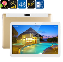 "3G WIFI 9.6 Inch 10"" Quad Core Tablet Android 5.1 MTK6580 1.3GHz"