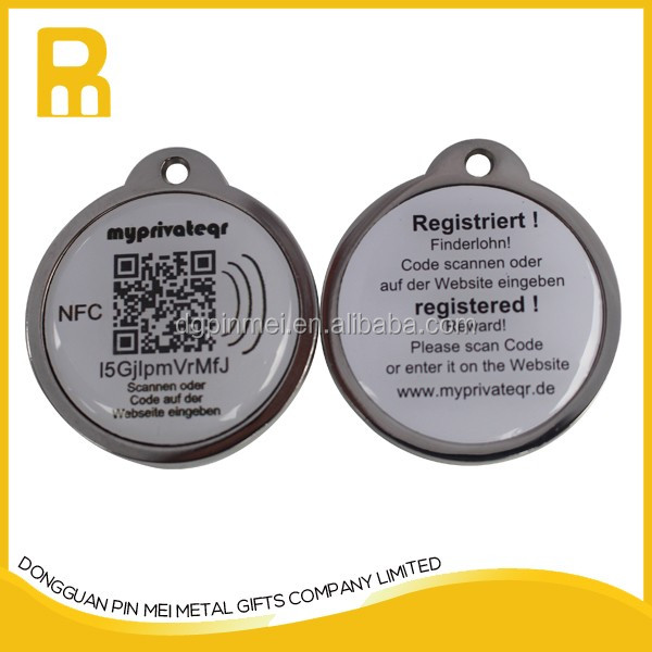 Smart Phone NFC Tag Buy Ntag213 Compatible With all NFC Enabled