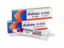 Kafuter K-5905L Fast-Dry Transparent RTV Silicone Sealant&RTV Silicone Glue for LED Light