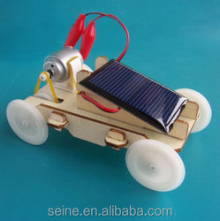 Custom, DIY, high quality solar power toys mini car---promotional gifts