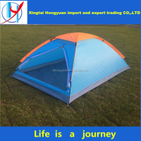2016 hot sale cheap price keep out the wind folding tent outdoor camping