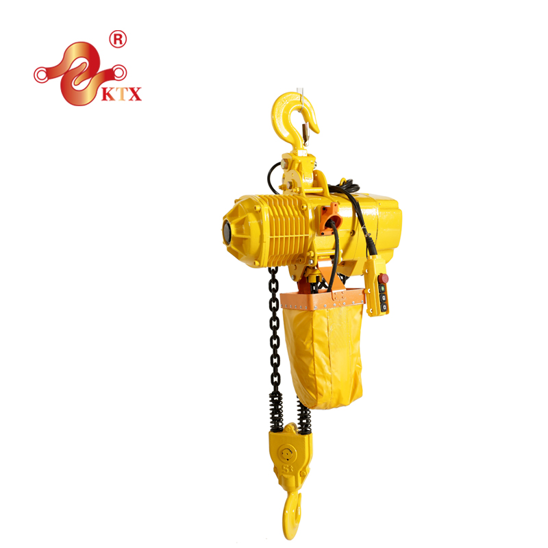 Manufacturer 5t, 15T MIT Electric Chain Hoist Chain Block / Electric hoist with trolley