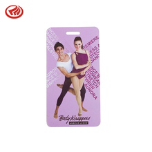 custom plastic durable card sleeves card protector with printing