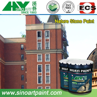 environmental protection home building material for exterior wall