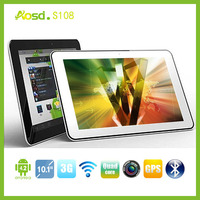 tablet pc gps dvb t 10 inch mtk6589 quad core 3g S108.