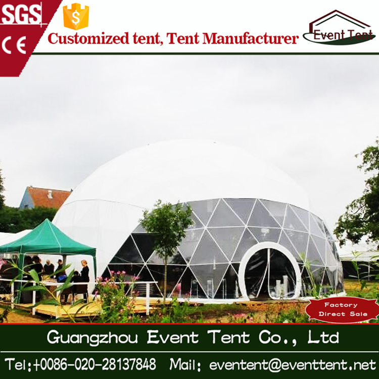 Large Waterproof Outdoor Meeting Tent For Company Annual Meeting