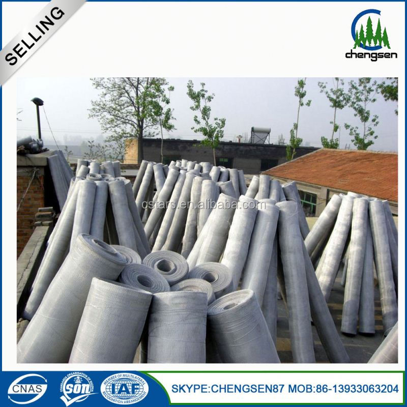 honeycomb aluminum alloy wire netting mesh