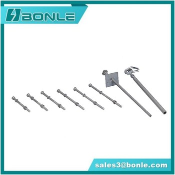 Factory Director Hot Dip Galvanized Turnbuckle Stay Rod