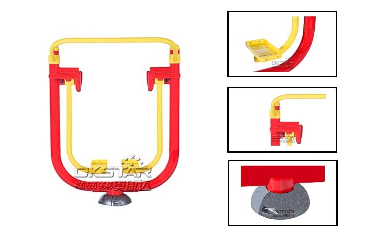 good quality air walker outdoor gym equipment