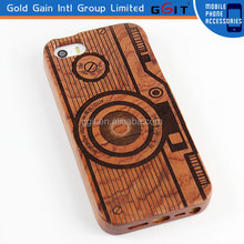 New Arrival Wooden Case for iPhone 5