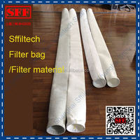 supply chemical resistance ptfe filter bag