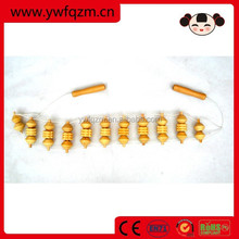 Factory Supplying Durable best wooden neck and back massager