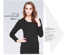 Clearance cotton thick thermal underwear woman