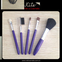 makeup brush set for nail beauty