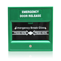 Break Glass Switch Energency Door Release