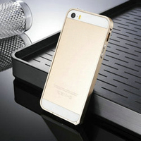 for iphone 5 silicone bumper for midframe black