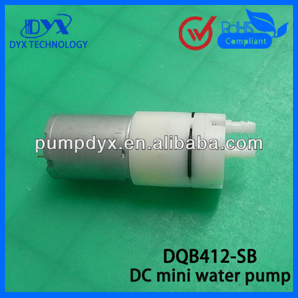 mini water filter pump electric motor 2013 new product