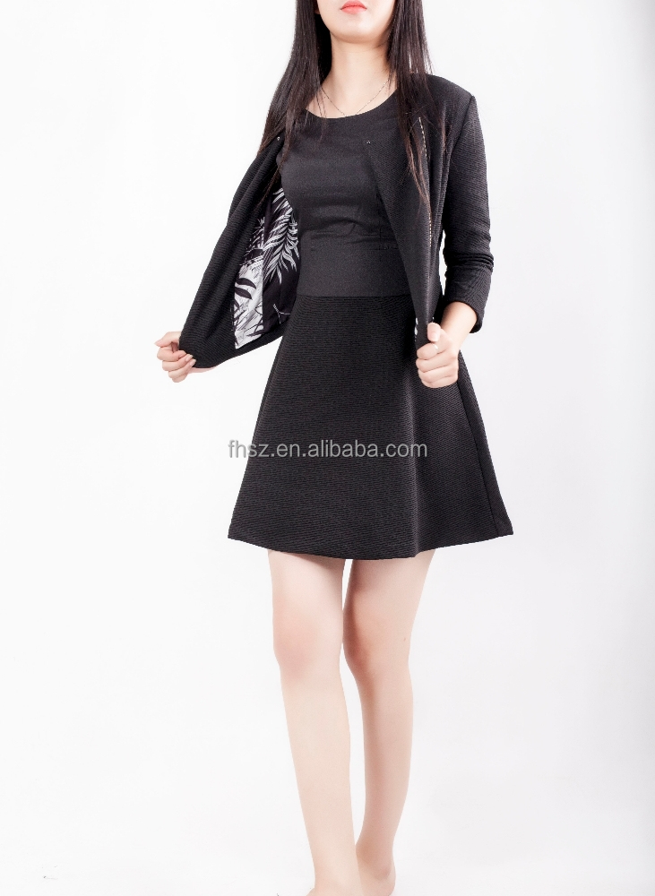 New European and American Fashion Women Slim Short Jacket