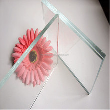 The tablet transparent 3mm thickness 3300*2140mm ultra clear/extra low iron glass