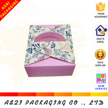 China alibaba hotsales custom personal logo design printed cake boxes and packaging