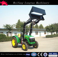 40HP Farm Tractors, 4X4 Tractors with Front End Loaders and Backhoe