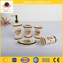 wholesale Ceramic bathroom guangzhou asian hotel bathroom accessories