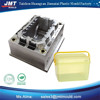 Taizhou injection plastic turnover box mould