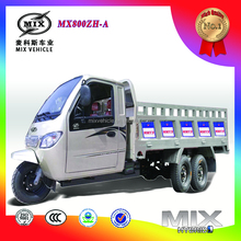 heavy 800cc water cooled Hydraulic dump carga truck