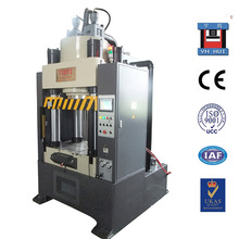 CE 4 Post Drop Forging Machine Hydraulic Press for Metal Products Extrusion Forming
