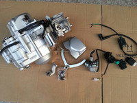 motorcycle Spare Part 4 Stroke Air Cooled 110cc engine