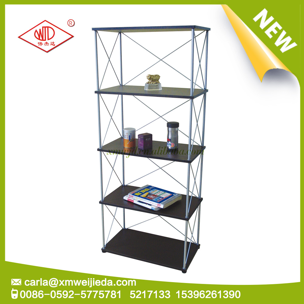new style design metal rack warehouse shelves office shelves from China