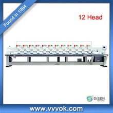 Embroidery machine 12 heads