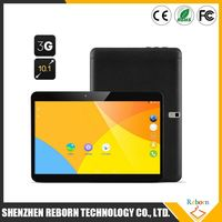 10 Inch Built-in 3G Phone Call Android Quad Core Tablet pc Android 4.4 1GB RAM 16GB ROM WiFi GPS FM Bluetooth 1G+16G Tablets Pc