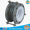 China professionan manufacure PTFE lined bellows pipe compensator