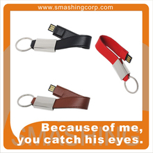 Noble PU Leather 2GB Usb Flash Drive Disk Thumb Drive