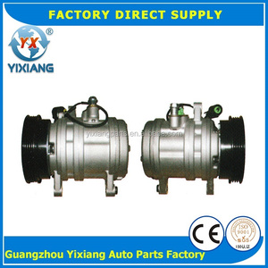 China Factory Supply 120MM 4PK Pulley HS11 97701-02310 Car AC Compressor For Hyundai Atoz