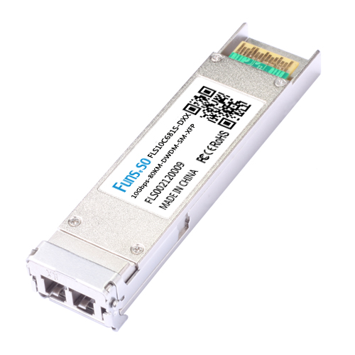 10G 80KM DWDM ZR XFP compatible optic module