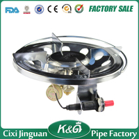 Directly factory super auto-light gas stove burner, Egypt type gas stove lighter, mini burners with auto lighter