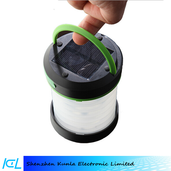 Hot selling solar led lantern with lithium battery rechargeable solar led camping lantern with mobile phone charger
