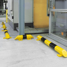 Parking beam Protection Barrier Safety barriers