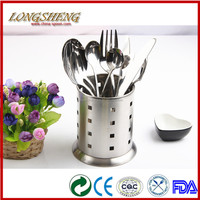 2014 Stainless Steel Kitchen Utensil Holder CT04-4 Metal Kitchen Stand