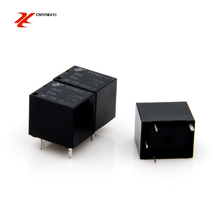 TENGFEI relays T78 4pin open type 12V relay