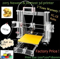 3D Printer machine ,abs plastic for 3d printer