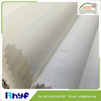 Wholesales fusible buckram interlining with low price