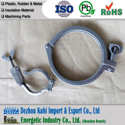 Precision expansion joint pipe fitting