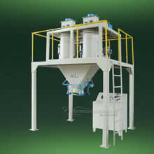 cocoa powder processing machines and packaging dual screws