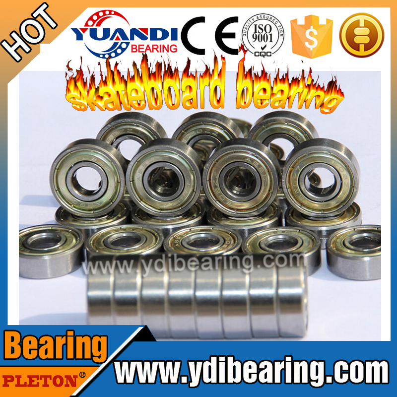 Cost - effective wear resistance miniature ball 608ab bearing