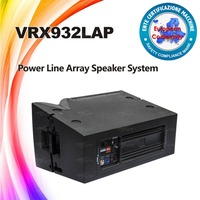 powered line array VRX932LAP linear speakers