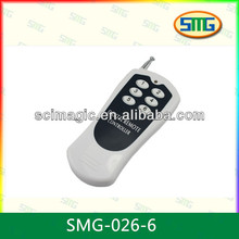 Garage door 315MHZ 433MHZ rf universal programmable remote control SMG-026